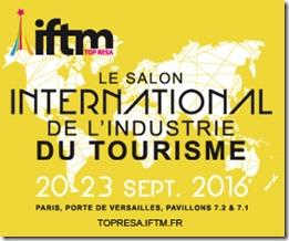 Iftm Top Résa 2016 Logo